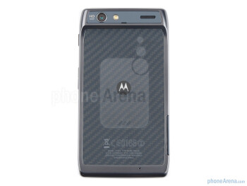 The Motorola RAZR flaunts one of the most compelling handset designs in recent memory - Motorola RAZR Review