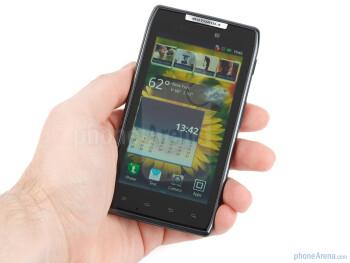 Motorola RAZR Review