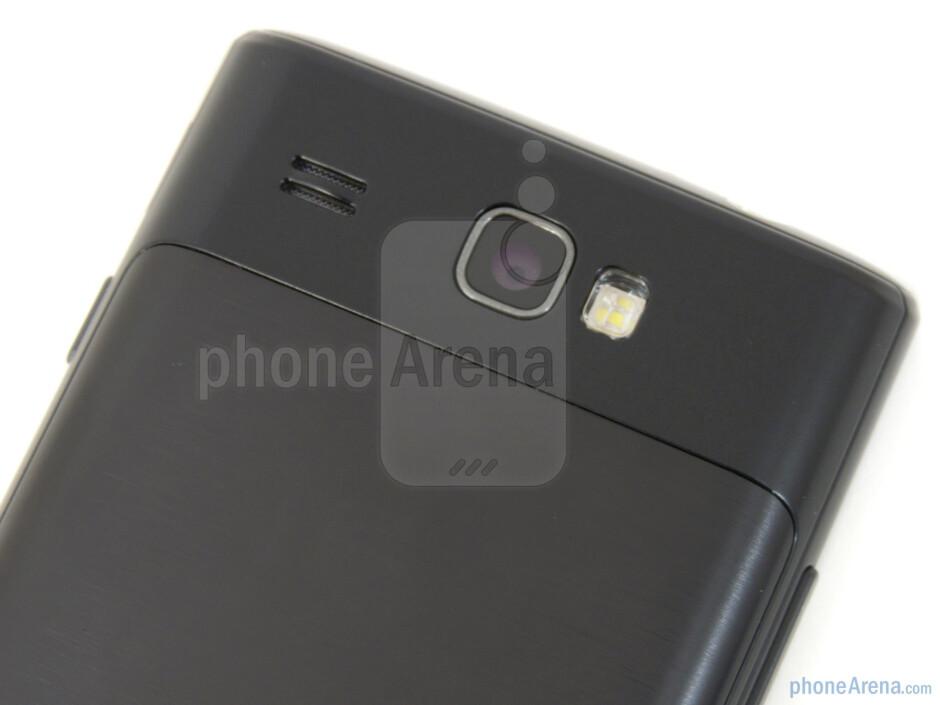 Rear camera - Samsung Focus Flash Review