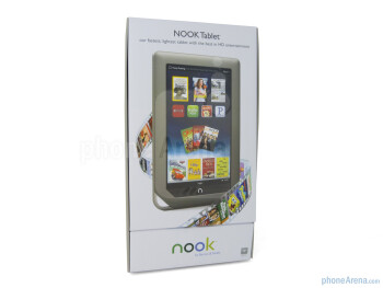 Barnes & Noble NOOK Tablet Review