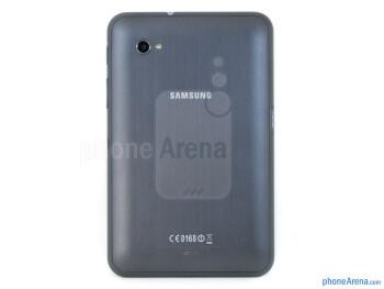 Back - Samsung Galaxy Tab 7.0 Plus Review