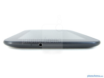 3.5mm jack (top) - Samsung Galaxy Tab 7.0 Plus Review