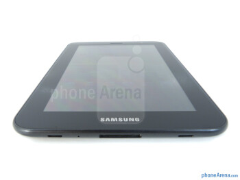 "The Samsung Galaxy Tab 7.0 Plus uses a 7"" PLS LCD display - Samsung Galaxy Tab 7.0 Plus Review"