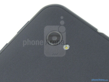 Rear camera - Samsung Galaxy Tab 7.0 Plus Review