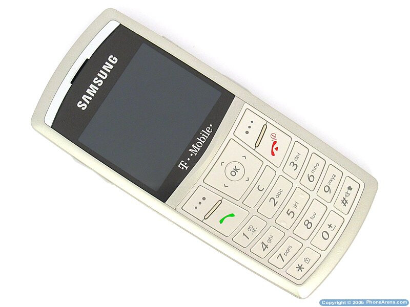 Samsung Trace SGH-T519 Review