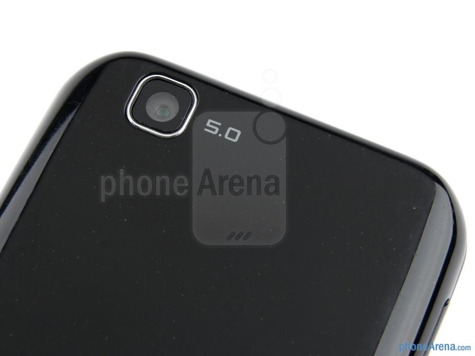 Camera - LG Optimus Sol Review