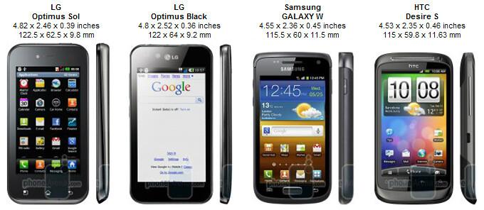 LG Optimus Sol Review