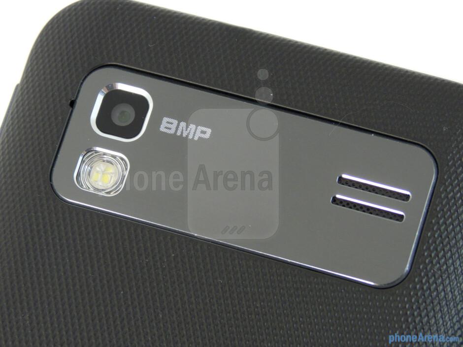Camera - Samsung Captivate Glide Review