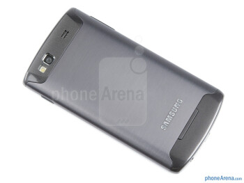 Back - Samsung Wave 3 Review