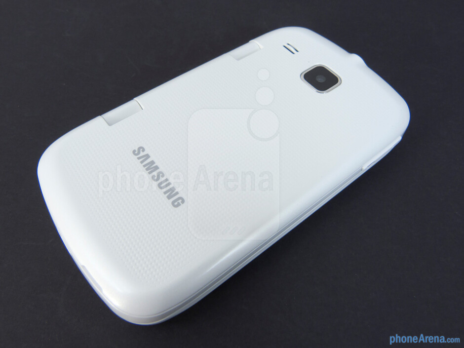 Back - Samsung DoubleTime Review