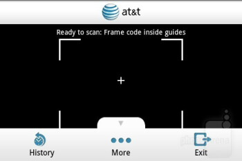 Preloaded AT&T apps - Samsung DoubleTime Review
