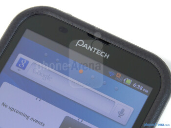 Pantech Pocket Review
