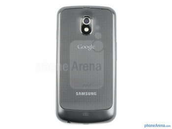 Back - Samsung Galaxy Nexus Review