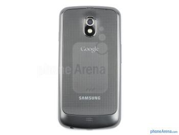 Back - Samsung Galaxy Nexus Review