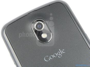 Rear camera - Samsung Galaxy Nexus Review