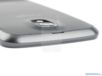 Top edge - Samsung Galaxy Nexus Review