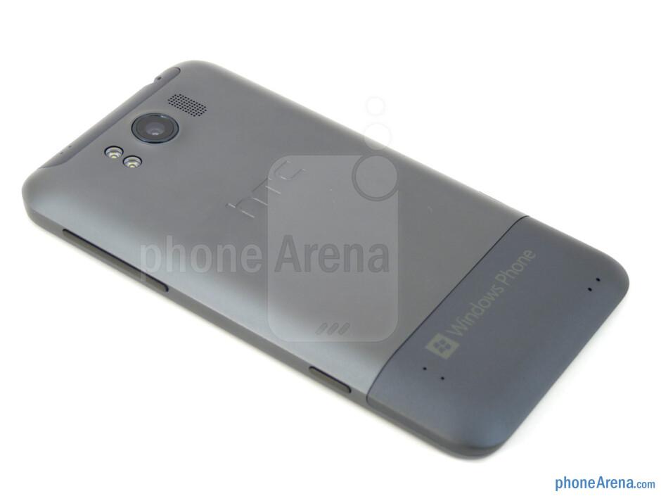 Back - HTC Titan Review