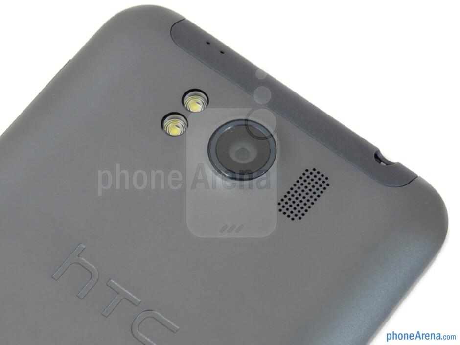 Rear camera - HTC Titan Review