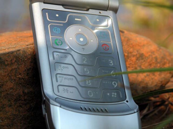 Motorola Razr V3 review