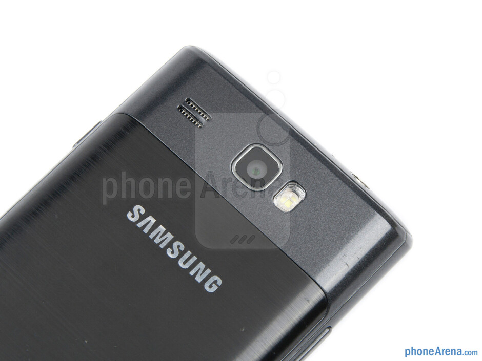 Camera - Samsung Omnia W Review