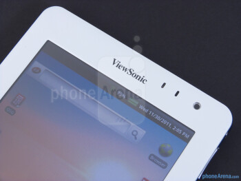 "The ViewSonic ViewPad 7e features a 7"" 800x600 px. resistive touchscreen - ViewSonic ViewPad 7e Review"