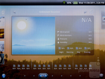 The ViewSonic ViewPad 7e features a stock Android 2.3 Gingerbread experience - ViewSonic ViewPad 7e Review