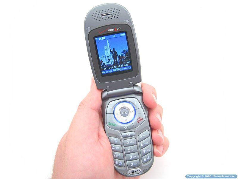 lg vx5300 concise review rh phonearena com LG Flip Phone LG VX5200