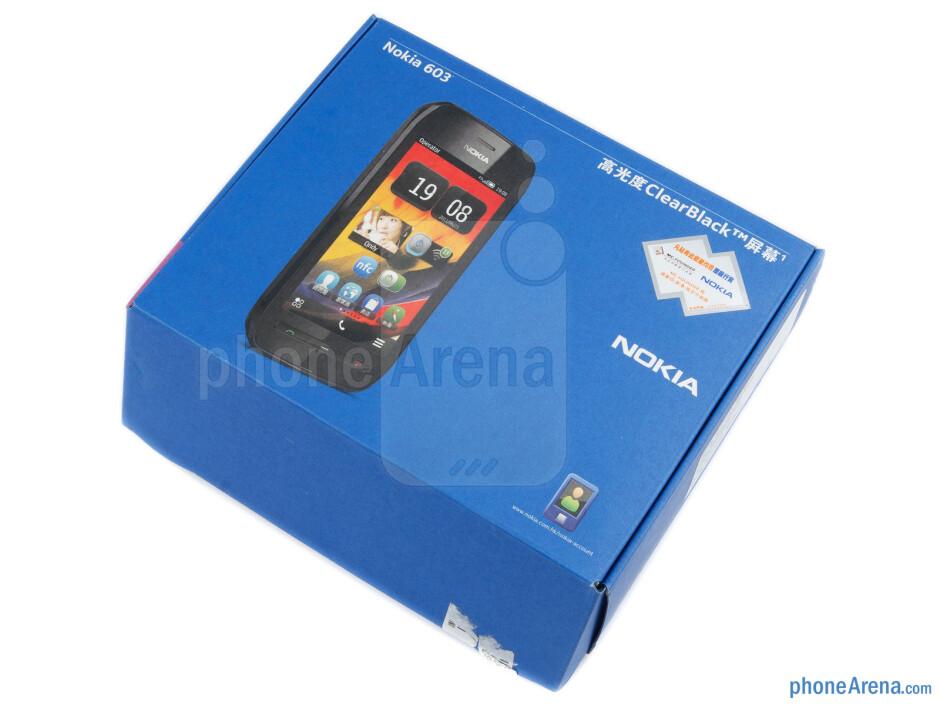 Nokia 603 Review
