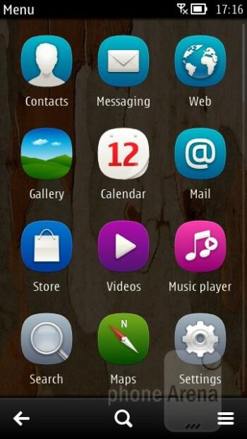 Symbian Belle runs oily on the Nokia 603 - Nokia 603 Review