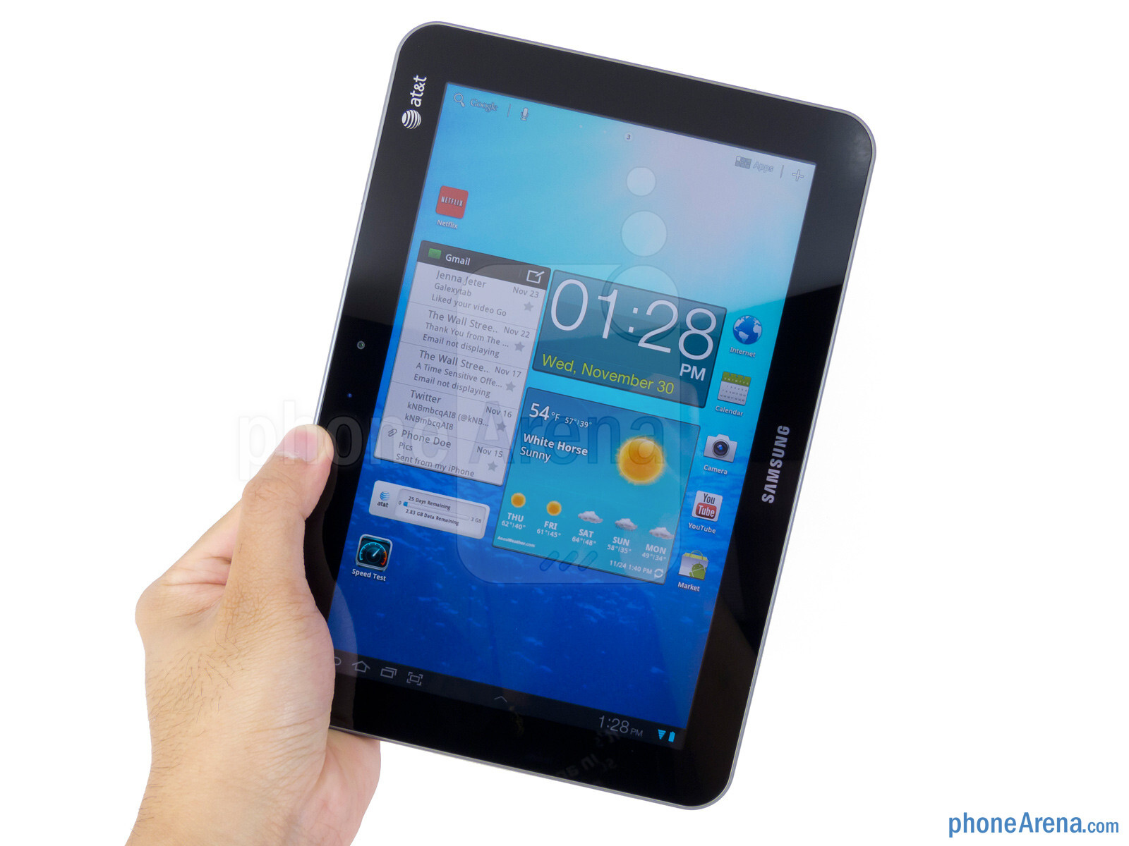 samsung galaxy tab 8 9 lte review performance and. Black Bedroom Furniture Sets. Home Design Ideas