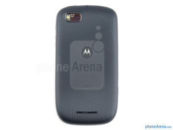The Motorola PRO+ fits nicely in the hand thanks to its curved bottom side and rounded edges - Motorola PRO+ Review