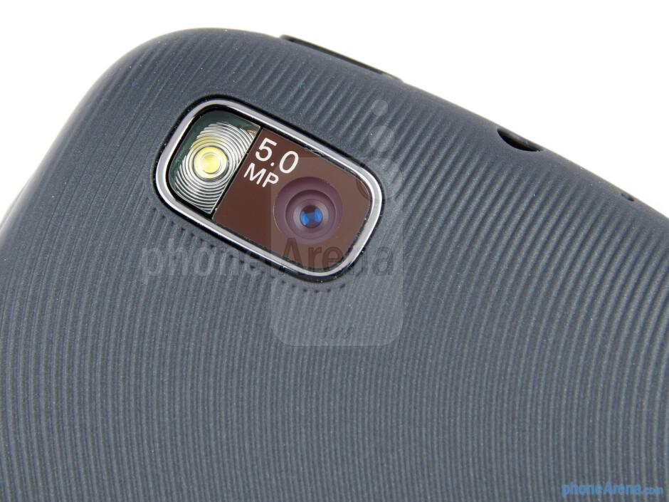 5MP camera - Motorola PRO+ Review