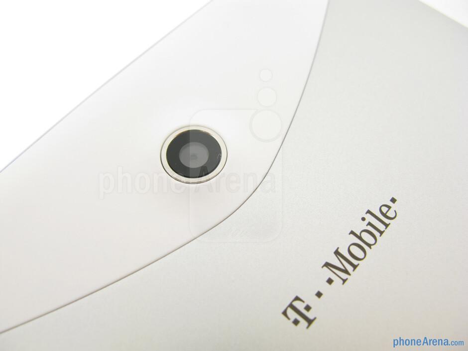 Camera - T-Mobile SpringBoard Review