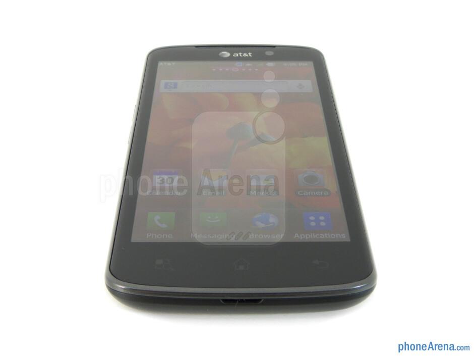 "The LG Nitro HD employs a 4.5"" 720p True HD IPS display - LG Nitro HD Review"