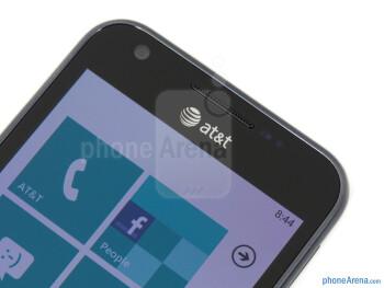 Front-facing camera - Samsung Focus S Review