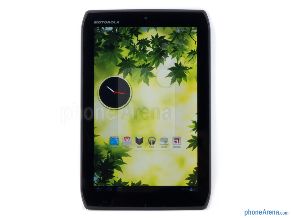 The Motorola DROID XYBOARD 8.2 is probably one of the more solidly constructed tablets of late - Motorola DROID XYBOARD 8.2 Review