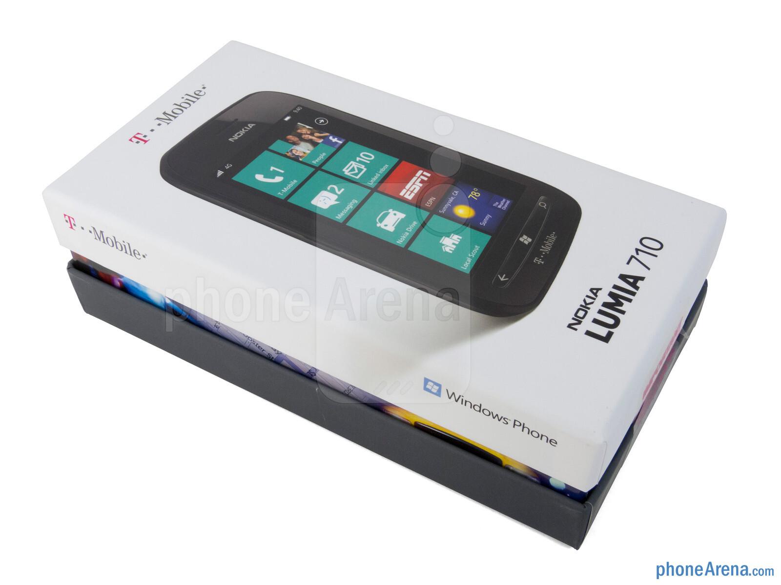 nokia lumia 710 review phonearena. Black Bedroom Furniture Sets. Home Design Ideas