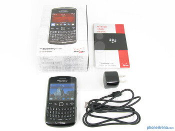 RIM BlackBerry Curve 9370 Review
