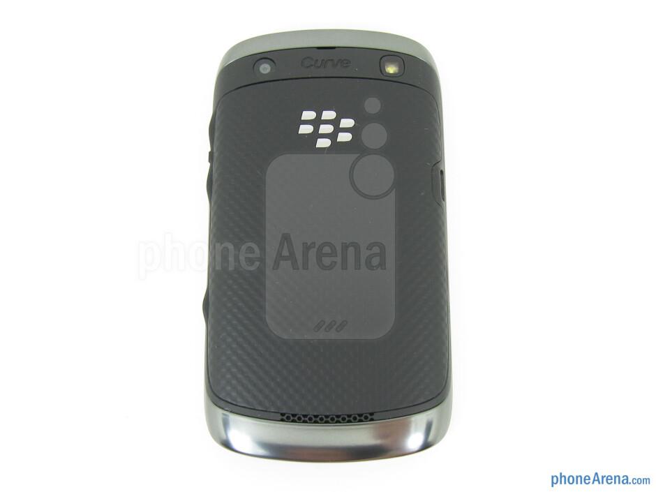 Back - RIM BlackBerry Curve 9370 Review