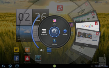 The Acer ICONIA TAB A200 is sporting Android 3.2.1 Honeycomb - Acer ICONIA TAB A200 Review