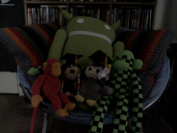 Low light - Indoor samples - Acer ICONIA TAB A200 Review
