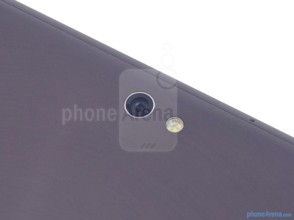8-megapixel rear camera - Asus Transformer Prime Review