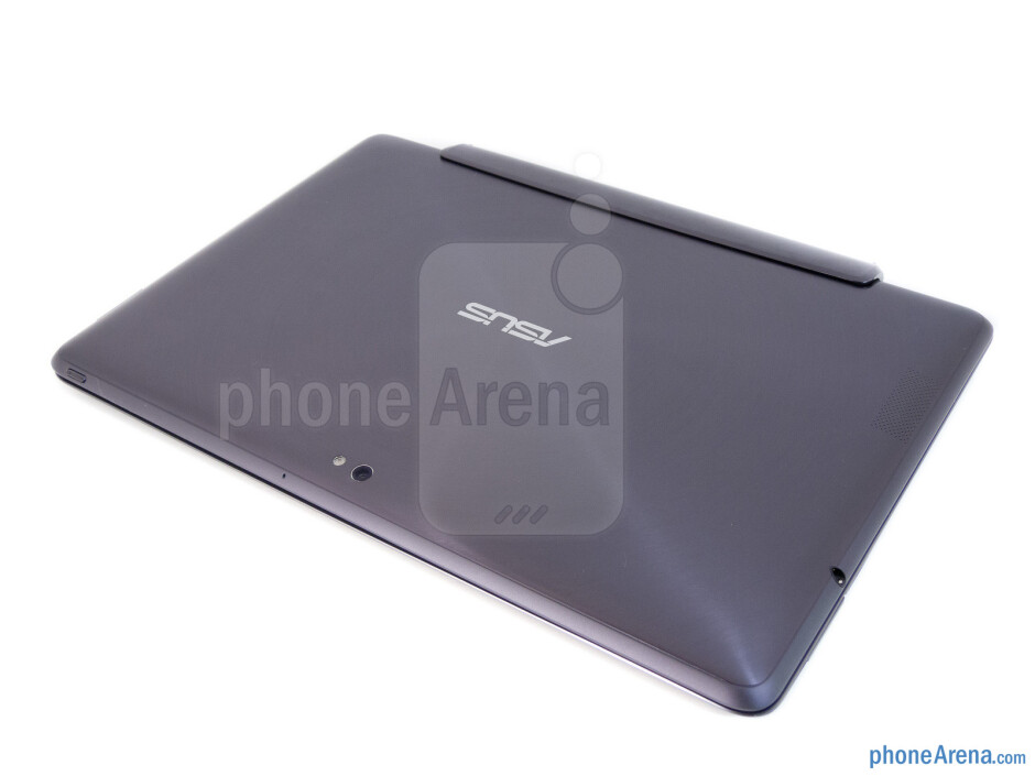 The Transformer Prime sports a convertible style design with the aid of its optional keyboard dock - Asus Transformer Prime Review