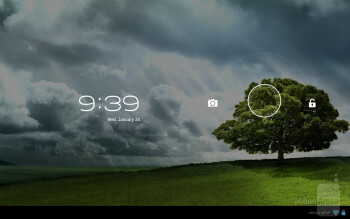 After a software update, the Asus Transformer Prime runs Android 4.0.3 ICS - Asus Transformer Prime Review