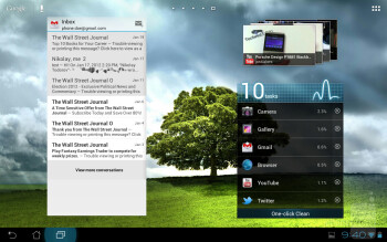 The Asus Transformer Prime runs Android 4.0.3 ICS - Asus Transformer Prime vs Apple iPad 2