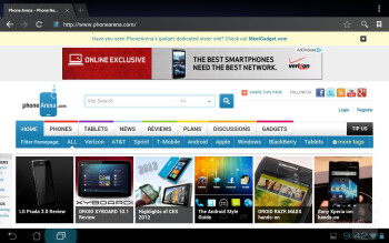 The Asus Transformer Prime represents what a flawless web browsing experience should be like - Asus Transformer Prime Review
