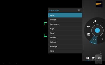 Camera interface - Asus Transformer Prime Review