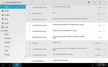 Emailing - Asus Transformer Prime Review