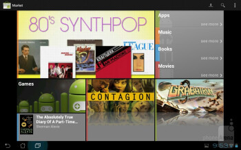 Android Market - Apps on the Asus Transformer Prime - Asus Transformer Prime Review