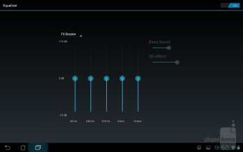 ICS music player - Asus Transformer Prime vs Apple iPad 2